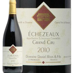 エシェゾー グラン クリュ 2010 ダニエル リオン Echezeaux Grand Cru Daniel Rion 赤ワイン フランス ブルゴーニュ 特級畑 フィラディス