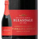 ブリースデール スパークリング シラーズ NV Bleasdale Vineyards Sparkling Shiraz 赤ワイン オーストラリア 泡 渋み 甘口 辛口 ヴァイアンドカンパニー