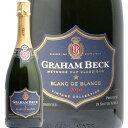 グラハム ベック ブラン ド ブラン 2016 Graham Beck Brut Blanc de Blancs スパークリングワイン 南アフリカ やや辛口 泡 あす楽 即日出荷 モトックス