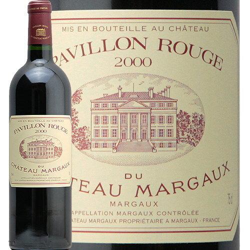 ワイン, 赤ワイン  2000 Pavillon Rouge du Chateau Margaux
