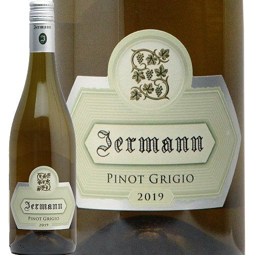 ワイン, 白ワイン 2 2019 Jermann Pinot Grigio