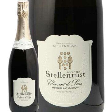 【GWも休まず出荷】ステレンラスト MCC ロゼ スパークリング Stellenrust Sparkling 南アフリカ ドンペリ 辛口 シャンパン 世界一 あす楽 即日出荷 マスダ