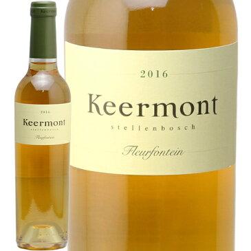 キアモント フルーフォンティン 2016 Keermont Fleurfontein 白ワイン 南アフリカ 極甘口 マスダ デザートワイン あす楽 即日出荷