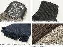 [ブラックシープ 手袋] フィンガーレス ミット BLACK SHEEP FINGERLESS MIT FMITT メンズ レディース 英国製 グローブ スマホ対応/指なし 3