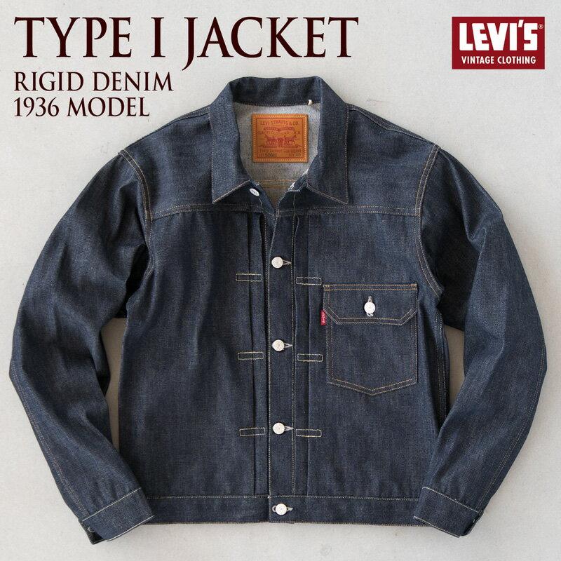 メンズファッション, コート・ジャケット  LVC 506XX 1 1936 705060024 70506-0024