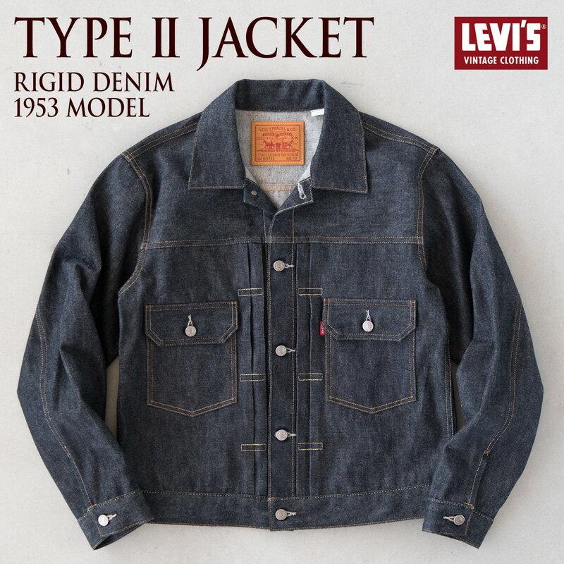 メンズファッション, コート・ジャケット  LVC 507XX 2 1953 705070062 70507-0062