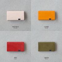所作 名刺入れ カードケース ベーシック shosa SHO-CA1A BASIC 日本製 本革