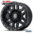 KMC XD128 Machete (マチェーテ) サテンブラック 20インチ 9J 1本