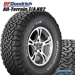 LT255/70R16BFGoodrichAll-TerrainT/AKO2WH