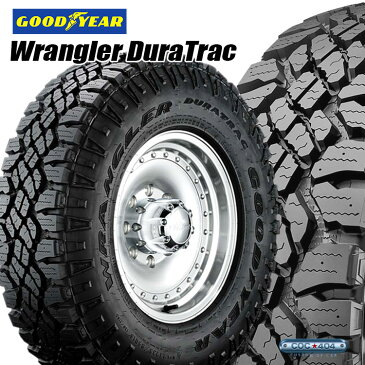 255/70R18 GOODYEAR WRANGLER DuraTrac BK 255/70-18 オフロードタイヤ