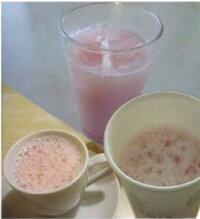 ミルク風味の粉末飲料あまおう果汁使用いちごオーレ500gイチゴオレイチゴオーレ