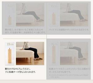 送料無料日本製ポケットコイルマットレスベッド【MORE】モアグランドタイプ脚22クイーン日本製クイーン脚付きマットレスベッドポケットコイルマットレスベッドモアグランドタイプベッドベット一体型ベッド足つきマットレス脚付マットレスベッド脚付き