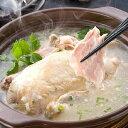 本場韓国の味・韓国宮廷料理「参鶏湯(サムゲタン)2袋」【日時指定不可】