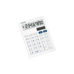 (まとめ)キヤノン 抗菌卓上電卓 LS-101T【×3セット】【日時指定不可】