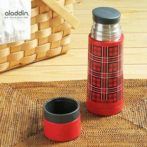 帰ってきた「赤いタータンチェック」。aladdin AVEO レッドチェック 0.3L(AVEO/アラジン/水筒/...