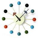 ジョージ・ネルソン ボールクロック (ミッドセンチュリー ミッドセンチュリー 壁掛け時計 ウォールクロック)