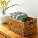 アタ CDケース2 【 おしゃれ かわいい DVD 収納ボックス ケース アタ製品 バリ 雑貨 アジアン 雑貨 バリ島 】