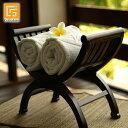 カルティニチェア(ミニ) 【 木製 タオル CD トイレットペーパーストッカー ト 置き 収納ラック ...