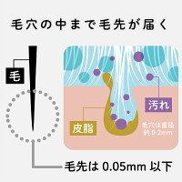 【送料無料】リッチホイップブラシSHINKASPV71407メイク落とし洗顔ブラシ小鼻ケア角栓角質皮脂さっぱりすっきりキメ細やかやわらかいプロヴァンスニキビふきでもの清潔もちもち泡60ミクロン50ミクロン抗菌マッサージツボ押し