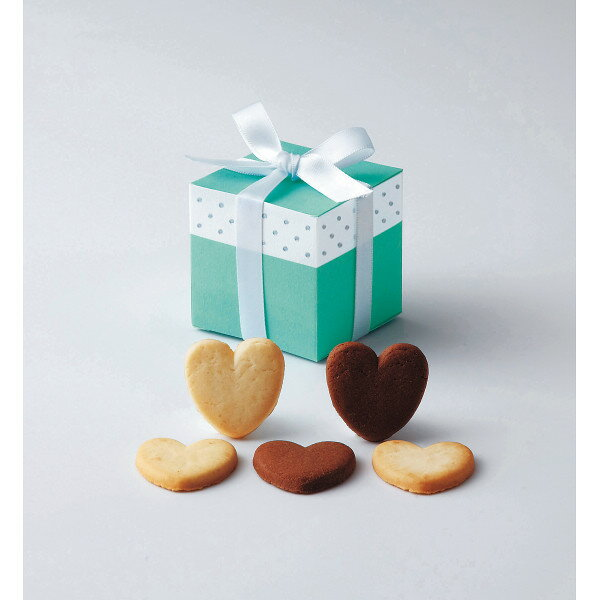 マリアージュブルー(ハートクッキー)1個 内祝い 出産祝い 出産内祝い 結婚内祝い 結婚祝い 記念品 ギフト 景品 プレゼント