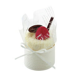 【キャッシュレス決済で5%還元!】ガレットオランジュ ケーキタオル1個 内祝い 出産祝い 出産内祝い 結婚内祝い 結婚祝い 記念品 ギフト 景品 プレゼント