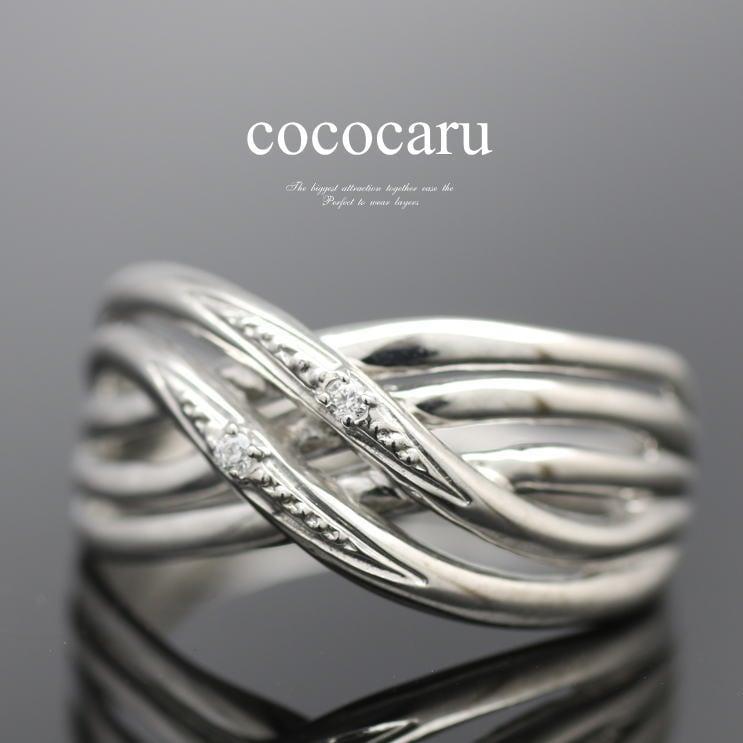 指輪 プラチナ リング Pt900 日本製【指輪】【プラチナ】【リング】【ダイヤモンド】