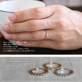 指輪ダイヤゴールドリングK10ホワイトゴールドピンクゴールドイエローゴールド天然ダイヤモンド日本製【NEWショップ】