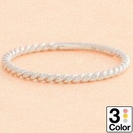指輪ホワイトゴールドリングK10ホワイトゴールドイエローゴールドピンクゴールドリング日本製【NEWショップ】