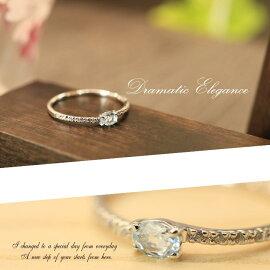 指輪K18ゴールドダイヤモンドリング天然ダイヤモンド天然石日本製