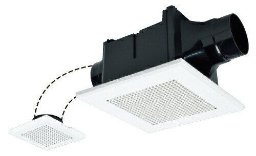 あす楽三菱換気扇VD-10ZFC12ダクト用換気扇天井埋込形(ACモーター搭載)浴室・トイレ・洗面所用プラスチックボディ(旧品番