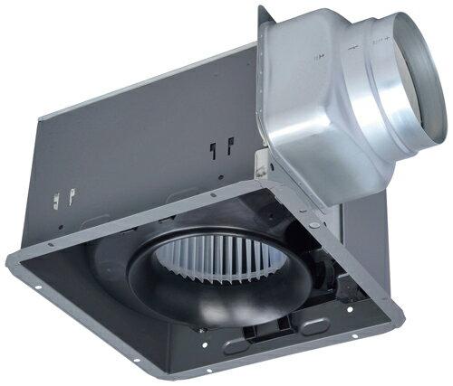 三菱換気扇VD-20ZB12-INダクト用換気扇天井埋込形(ACモーター搭載)浴室・トイレ・洗面所用金属ボディ(旧品番:VD-2