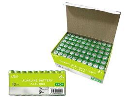 Lazos/アルカリ乾電池単460本/B-LA-T4X10