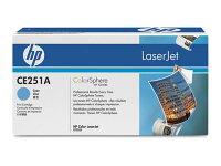 HP/プリントカートリッジCE251Aシアン/CE251A