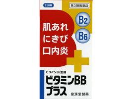 【第3類医薬品】皇漢堂薬品/ビタミンBBプラスクニヒロ250錠