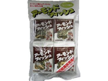 フジサワ/アーモンドフィッシュ 7g×10袋