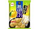 栗山米菓/瀬戸の汐揚 ゆず塩味 88g その1