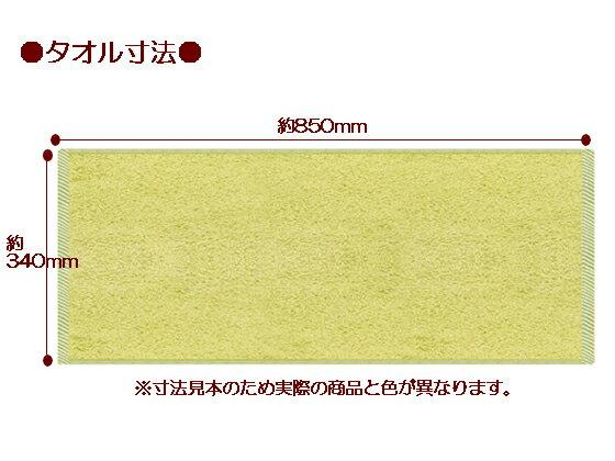 エフィル/ボーダー入りフェイスタオルシルクブラウン10枚セット