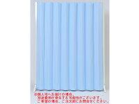 プラチナ万年筆/アコーデオンスクリーンブルーH1800/ADS-No.18WC-11