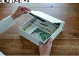 キングジム/紙文箱アカ/2385-01