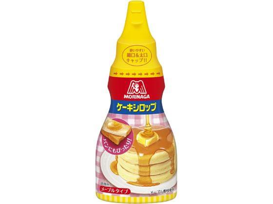 森永製菓/ケーキシロップ メープルタイプ 200g