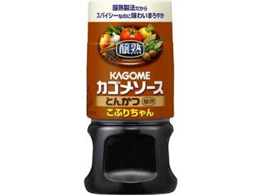 カゴメ/醸熟ソースとんかつ こぶりちゃん