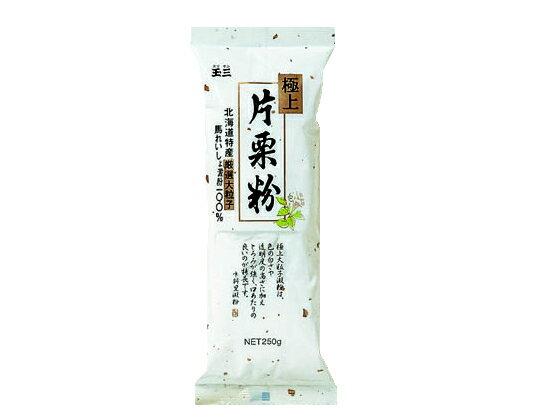 玉三川光物産『玉三 極上片栗粉』