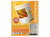 コクヨ/インクジェット用紙 スタンダード A4 250枚/KJ-M17A4-250【ココデカウ】