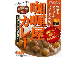 ハウス食品/カリー屋カレー甘口200g
