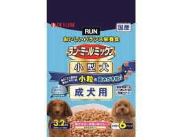 日清ペットフード/ラン・ミールミックス小粒成犬用3.2kg
