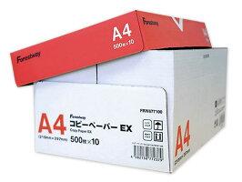 Forestway/高白色コピー用紙EXA4500枚×10冊
