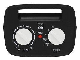 DBK/セラミックファンヒーター/DCJ800A