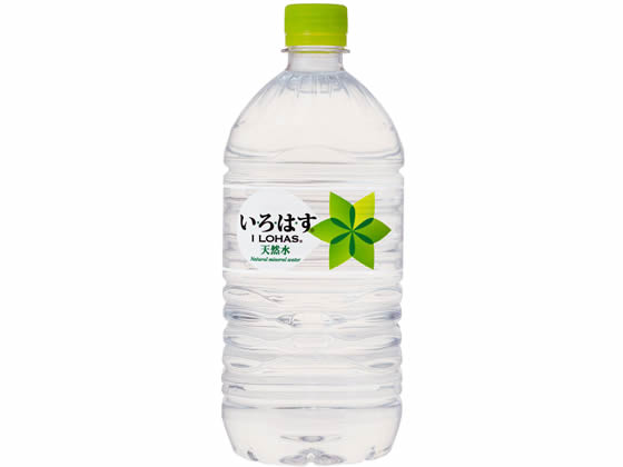 日本コカ・コーラ『い・ろ・は・す 天然水』
