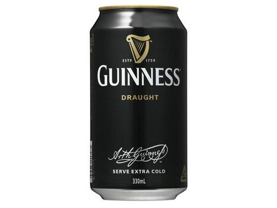 ドラフト・ギネス ビール 4.5度 330ml