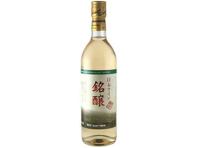 山梨 シャトー勝沼/銘醸 白 12度 720ml